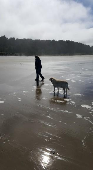 merreandlayla on beach